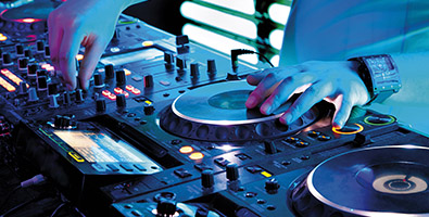 DJ SET395